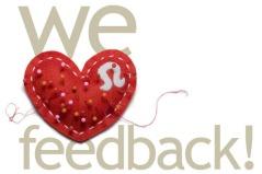 we-heart feedback