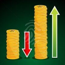 profit-and-loss-asset-banking-icon-66240445