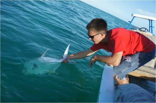 The Caye Caulker Ocean Academy in Belize setting up a fly fishing tour business,