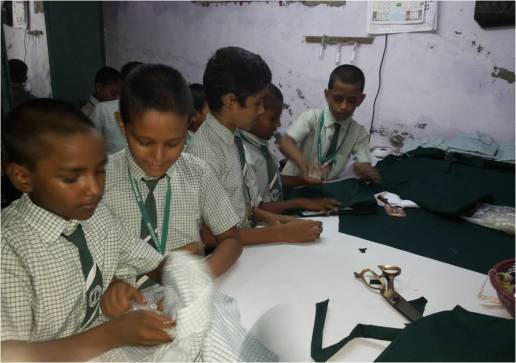 St. Mathews School and their school uniform business