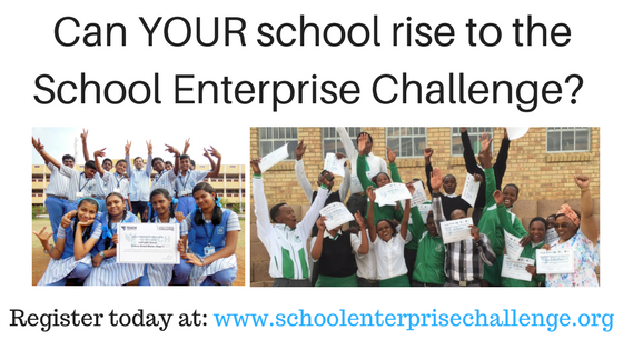 Blog - Can YOUR school rise to the challenge