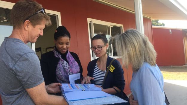 Belinda visit LIV School (2)