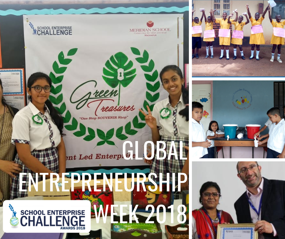 GLOBAL ENTREPRENEURSHIP WEEK 2018 EN