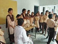 Kamla Nehru Public School, India (Teacher - Sharda Pullabhatla)