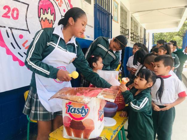Escuela Rural Mixta No. 1495 Jornada Vespertina, Guatemala