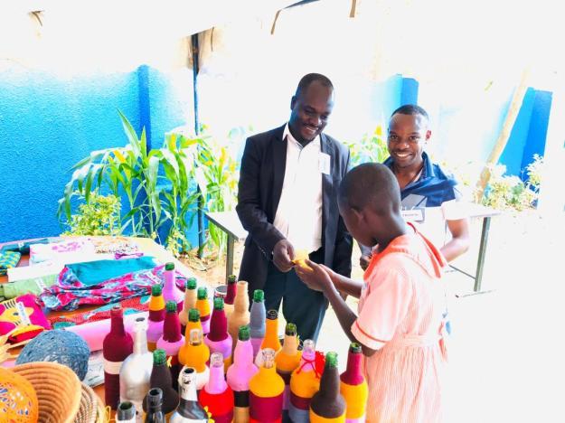 Lusenke COU Primary School, Uganda