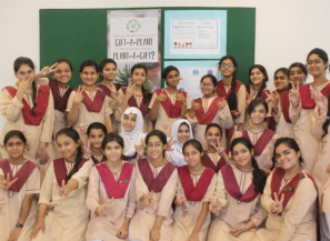 Habib Girls' School (AR prize)